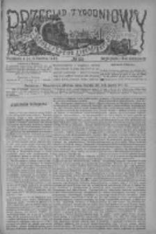 Przegląd Tygodniowy Życia Społecznego Literatury i Sztuk Pięknych 1882, R.XVII, Nr 25