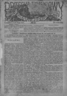 Przegląd Tygodniowy Życia Społecznego Literatury i Sztuk Pięknych 1883, R.XVIII, Nr 20