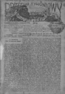 Przegląd Tygodniowy Życia Społecznego Literatury i Sztuk Pięknych 1883, R.XVIII, Nr 32