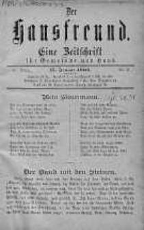 Der Hausfreund 15 styczeń 1904 nr 2