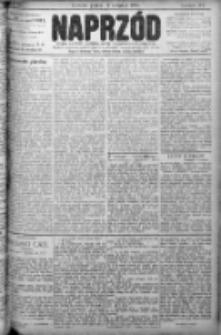 Naprzód. Czasopismo polityczne i społeczne. - Organ partyi socyal-demokratycznej 1906, R. XV, Nr 225