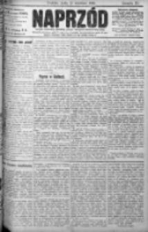 Naprzód. Czasopismo polityczne i społeczne. - Organ partyi socyal-demokratycznej 1906, R. XV, Nr 250