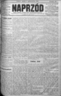 Naprzód. Czasopismo polityczne i społeczne. - Organ partyi socyal-demokratycznej 1906, R. XV, Nr 273