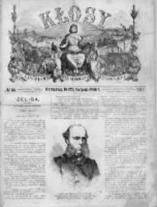 Kłosy 1866, T. III, Nr 60