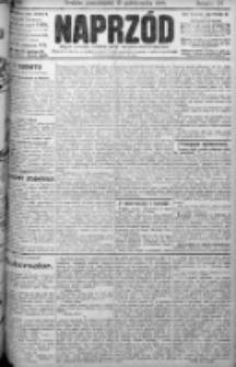 Naprzód. Czasopismo polityczne i społeczne. - Organ partyi socyal-demokratycznej 1906, R. XV, Nr 283
