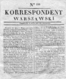 Korespondent, 1833, II, Nr 186