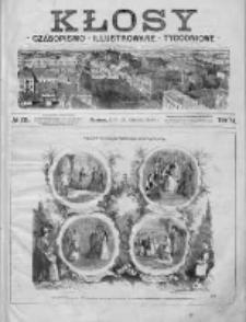 Kłosy 1868, T. VI, Nr 134