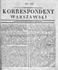 Korespondent, 1833, II, Nr 351