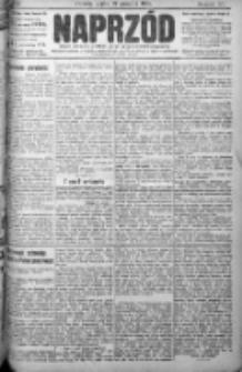 Naprzód. Czasopismo polityczne i społeczne. - Organ partyi socyal-demokratycznej 1906, R. XV, Nr 349
