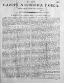 Gazeta Narodowa i Obca 1791, Nr 46