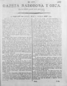 Gazeta Narodowa i Obca 1791, Nr 104