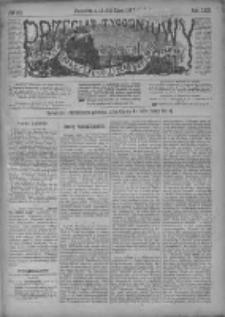 Przegląd Tygodniowy Życia Społecznego Literatury i Sztuk Pięknych 1887, R.XXII, Nr 30