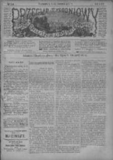 Przegląd Tygodniowy Życia Społecznego Literatury i Sztuk Pięknych 1887, R.XXII, Nr 34
