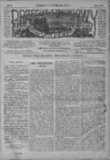 Przegląd Tygodniowy Życia Społecznego Literatury i Sztuk Pięknych 1890, R.XXV, Nr 3