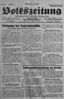 Volkszeitung 7 lipiec 1937 nr 184