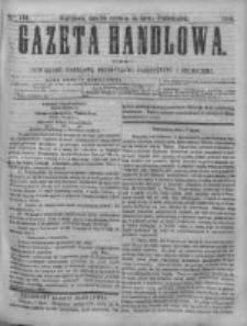 Gazeta Handlowa. Pismo poświęcone handlowi, przemysłowi fabrycznemu i rolniczemu, 1868, Nr 146
