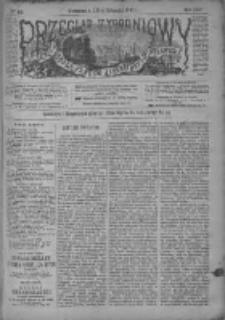 Przegląd Tygodniowy Życia Społecznego Literatury i Sztuk Pięknych 1890, R.XXV, Nr 46