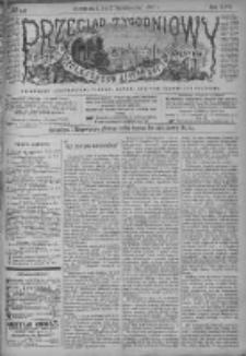 Przegląd Tygodniowy Życia Społecznego Literatury i Sztuk Pięknych 1891, R.XXVI, Nr 42