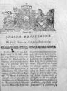 Gazeta Warszawska 1784, Nr 94