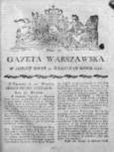 Gazeta Warszawska 1791, Nr 75