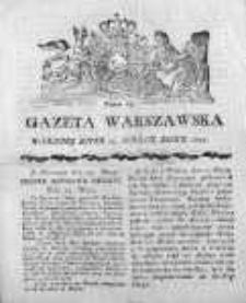 Gazeta Warszawska 1792, Nr 25