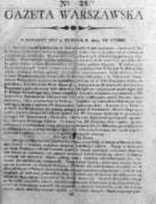 Gazeta Warszawska 1795, Nr 28