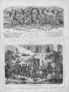Kłosy 1870, T. XI, Nr 276
