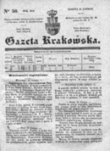 Gazeta Krakowska 1840, I, Nr 50
