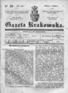 Gazeta Krakowska 1840, I, Nr 59