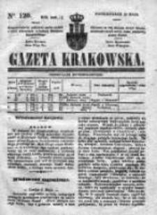 Gazeta Krakowska 1840, II, Nr 120