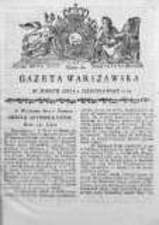 Gazeta Warszawska 1789, Nr 61