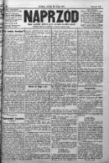 Naprzód. Czasopismo polityczne i społeczne. - Organ partyi socyal-demokratycznej 1911, R. XX, Nr 036