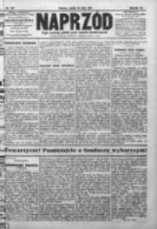 Naprzód. Czasopismo polityczne i społeczne. - Organ partyi socyal-demokratycznej 1911, R. XX, Nr 103