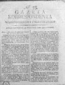 Korespondent Warszawski Donoszący Wiadomości Krajowe i Zagraniczne 1812, Nr 73