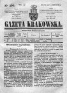 Gazeta Krakowska 1840, IV, Nr 250