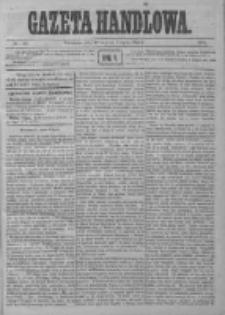 Gazeta Handlowa. Pismo poświęcone handlowi, przemysłowi fabrycznemu i rolniczemu, 1872, Nr 146