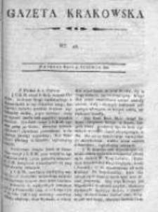 Gazeta Krakowska, 1802, Nr 46