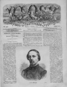 Kłosy 1873, T. XVII, Nr 431