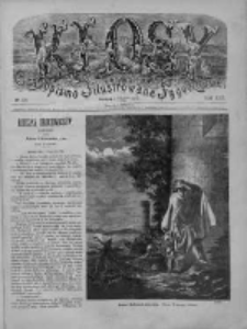 Kłosy 1876, T. XXII, Nr 567