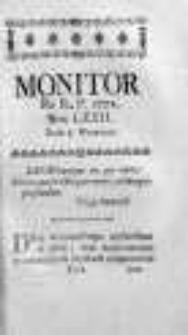 Monitor, 1772, Nr 72