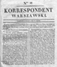 Korespondent Warszawski, 1832, I, Nr 60