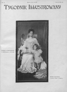 Tygodnik Ilustrowany 1909 (Nr 14-26)