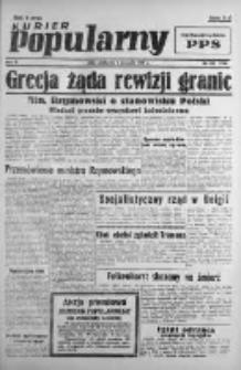 Kurier Popularny. Organ Polskiej Partii Socjalistycznej 1946, III, Nr 212
