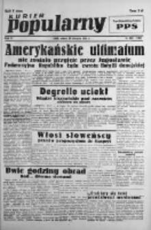 Kurier Popularny. Organ Polskiej Partii Socjalistycznej 1946, III, Nr 232