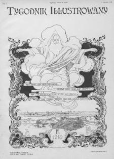Tygodnik Ilustrowany 1910 (Nr 1-12)