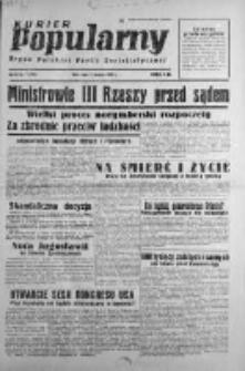 Kurier Popularny. Organ Polskiej Partii Socjalistycznej 1948, I, Nr 7