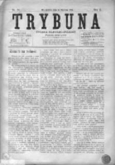Trybuna : tygodnik polityczno-społeczny. R. 2, 1891, nr 24