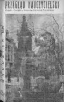 Przegląd Nauczycielski : organ Związku Nauczycielstwa Polskiego. 1936. Rok V, nr 4