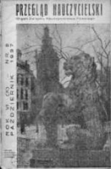 Przegląd Nauczycielski : organ Związku Nauczycielstwa Polskiego. 1937. Rok VI, nr 2