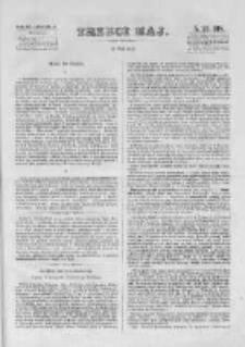 Trzeci Maj. 1846. 30 Maja